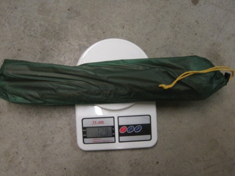 brooks range tent pole