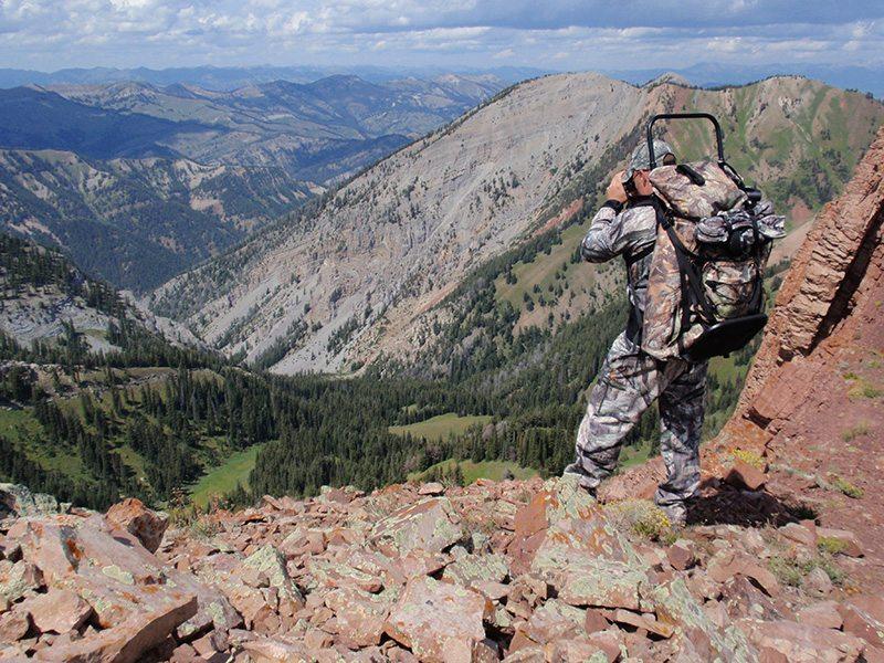 Cabela\'s Alaskan Guide External Frame Backpack - Rokslide