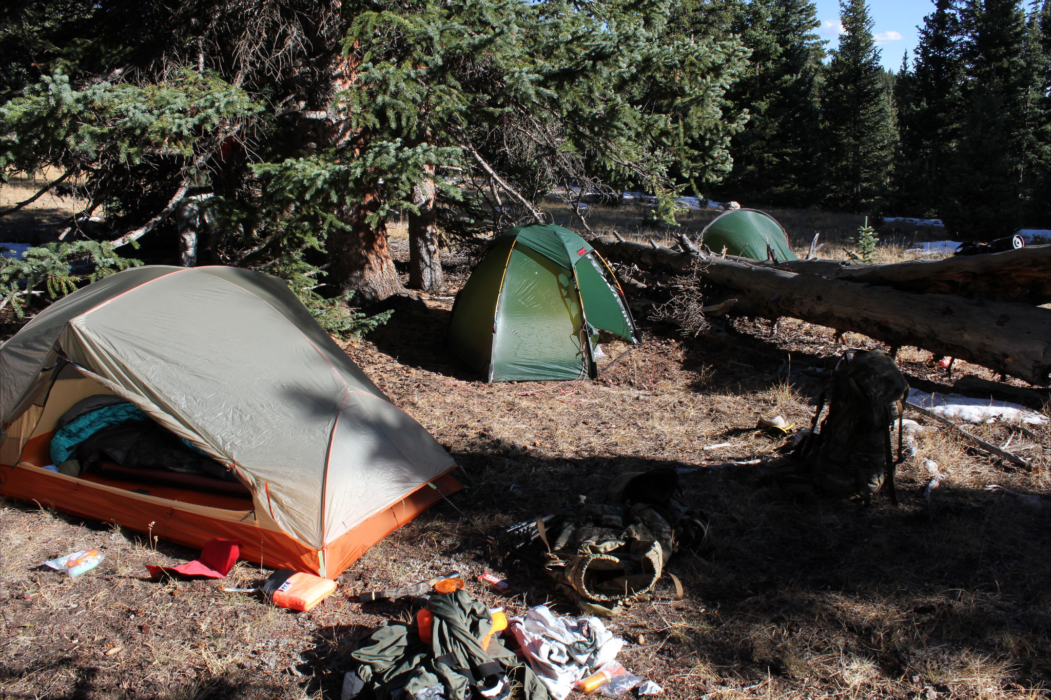 I personally donu0027t use a 3 season tent anymore but my suggestion for their best intended use would for summertime scouting and early season bow hunting ... & Shelters for the High Country - Rokslide