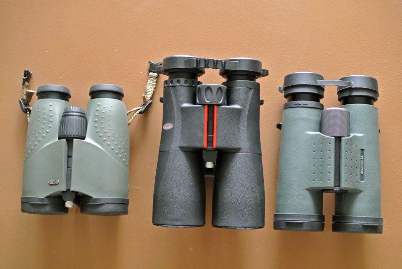 Binocular Lineup