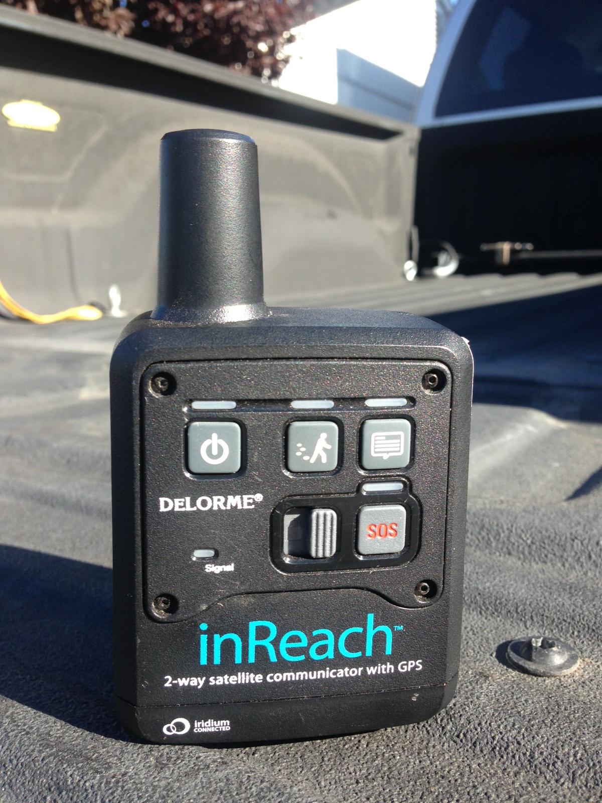 InReach Device