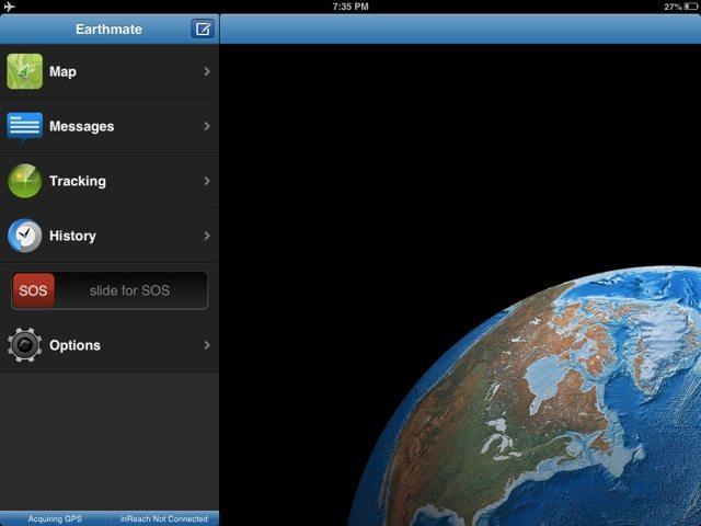 Earthmate Screenshot