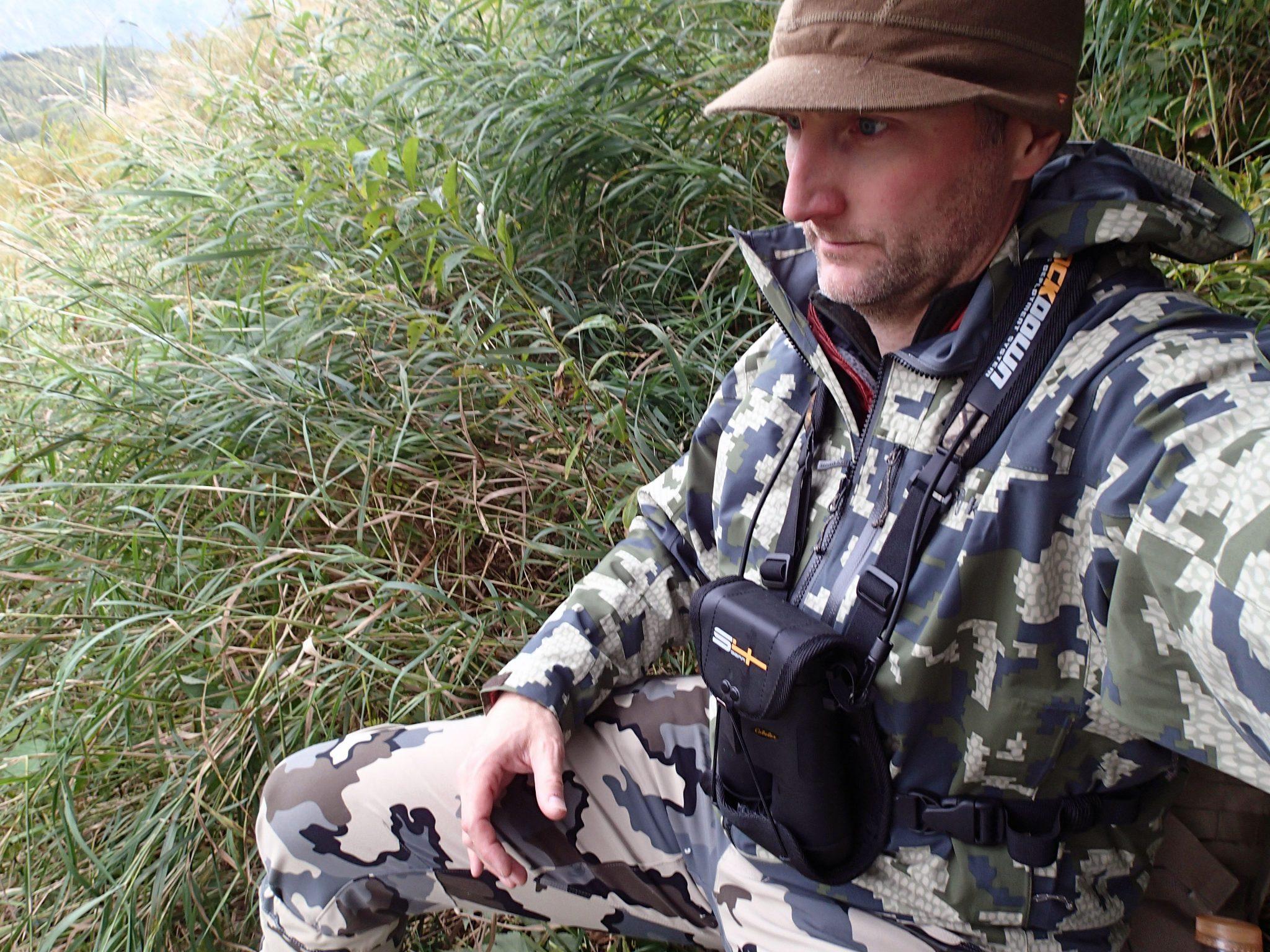 KUIU Chugach NX Glassing for Bear on the Kenai