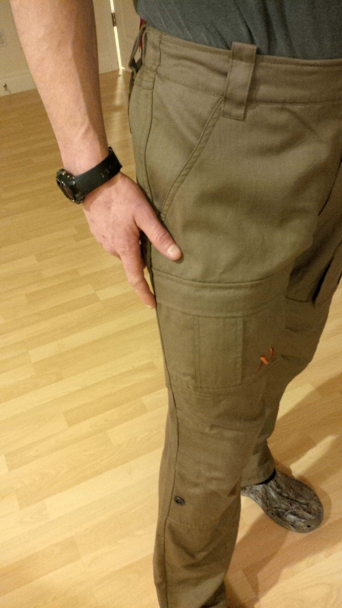Kanab Pants - Forward cargo pockets
