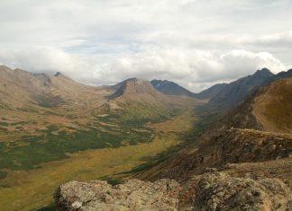Alaska Mountains