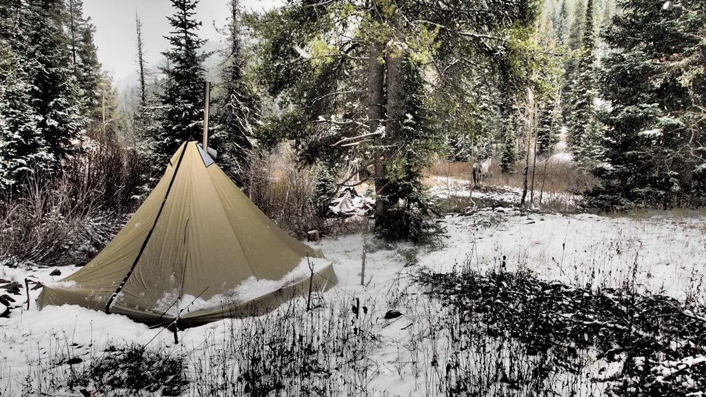 Seek Outside 8-Man Tipi/Stove Combo & Seek Outside 8-Man Tipi/Stove Combo - Rokslide