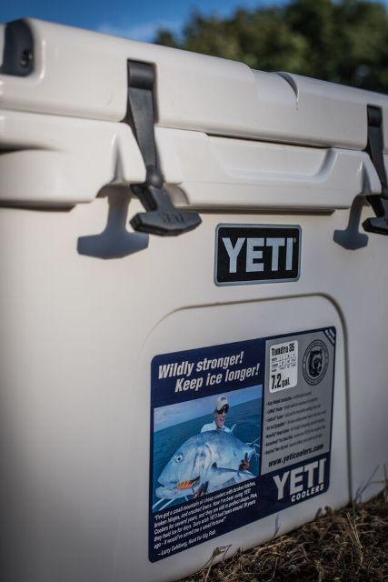 Yeti handles