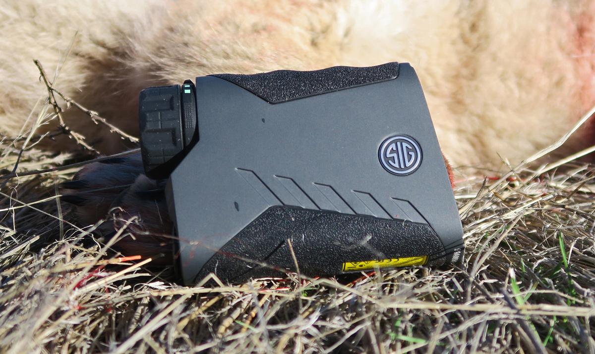 SIG SAUER KILO2000 Rangefinder Review - Rokslide