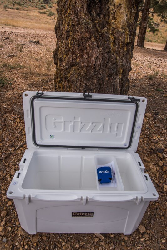 Grizzly ready to roll