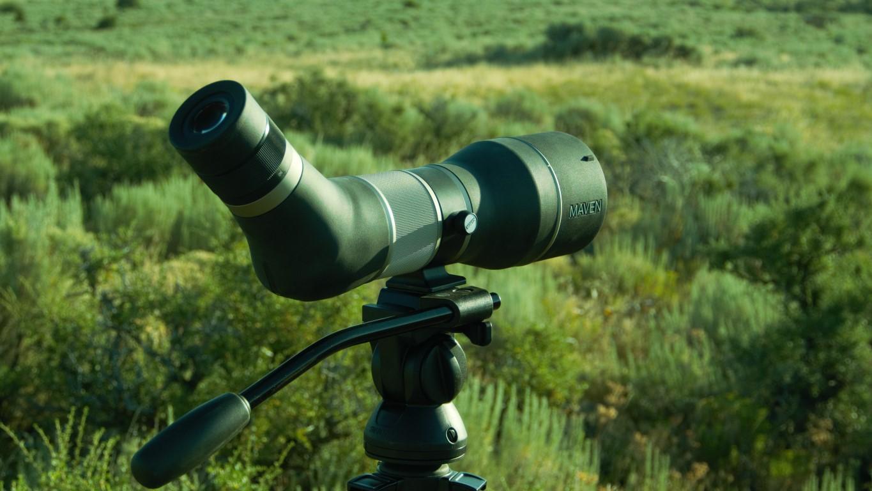 Review: maven s.1a spotting scope rokslide