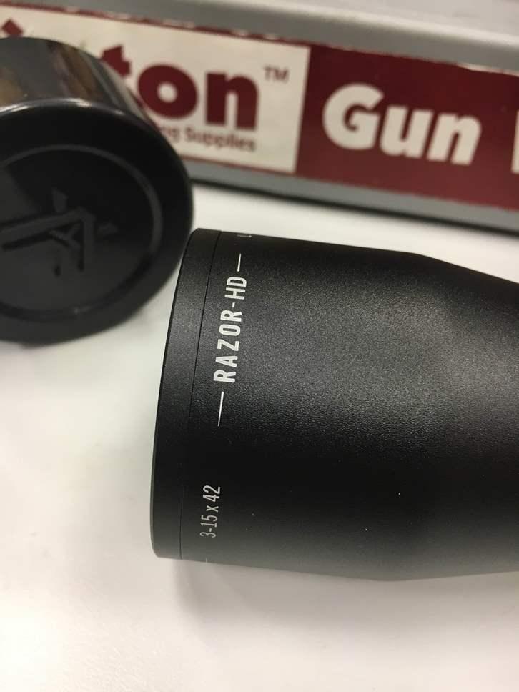 Vortex eyepiece