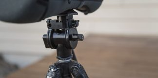 head-front scope