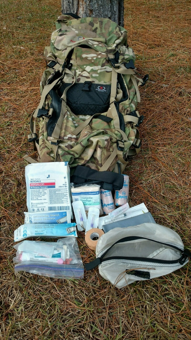 Backcountry First Aid Kit - Rokslide