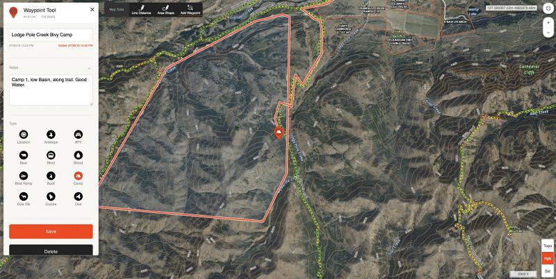 OnX Hunt Review Rokslide - Onx map app