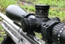 Nikon Black Riflescope