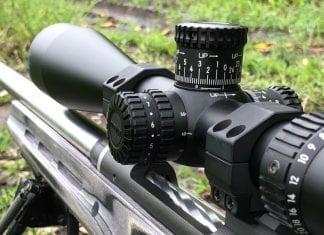 Nikon Black Riflescope