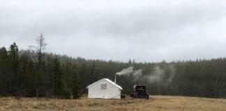Wall Tent Shop
