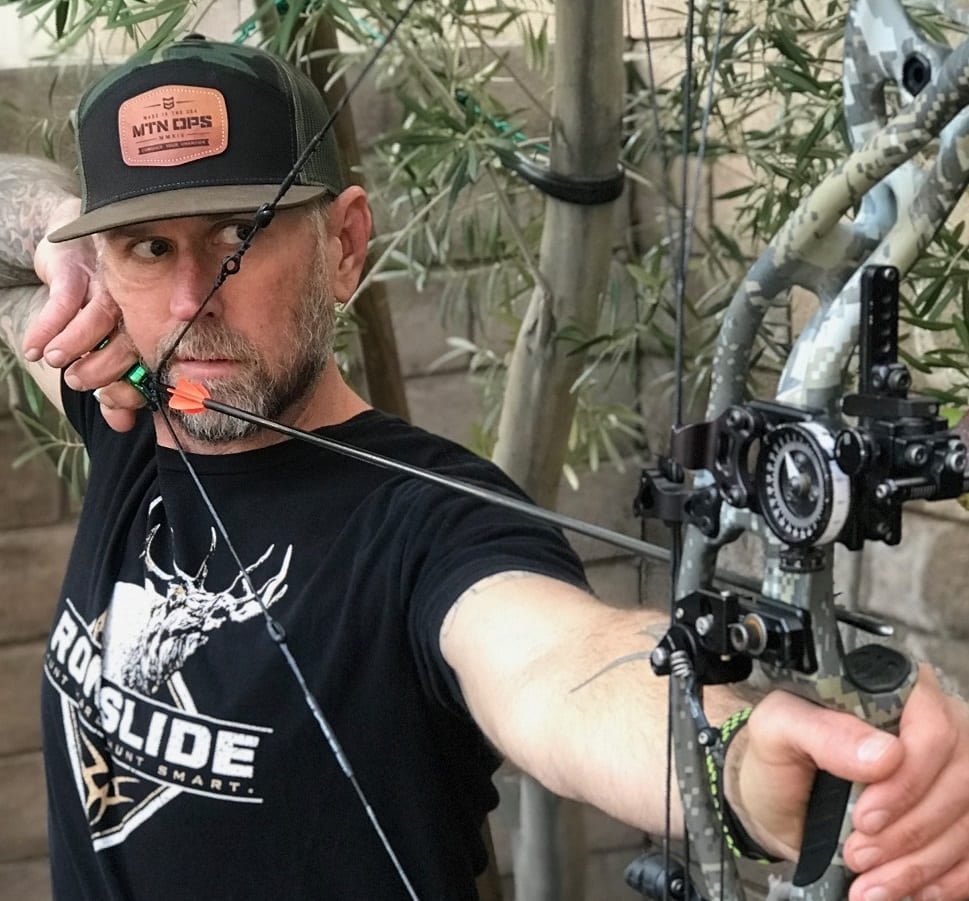 whether you are starting out shooting a compound bow
