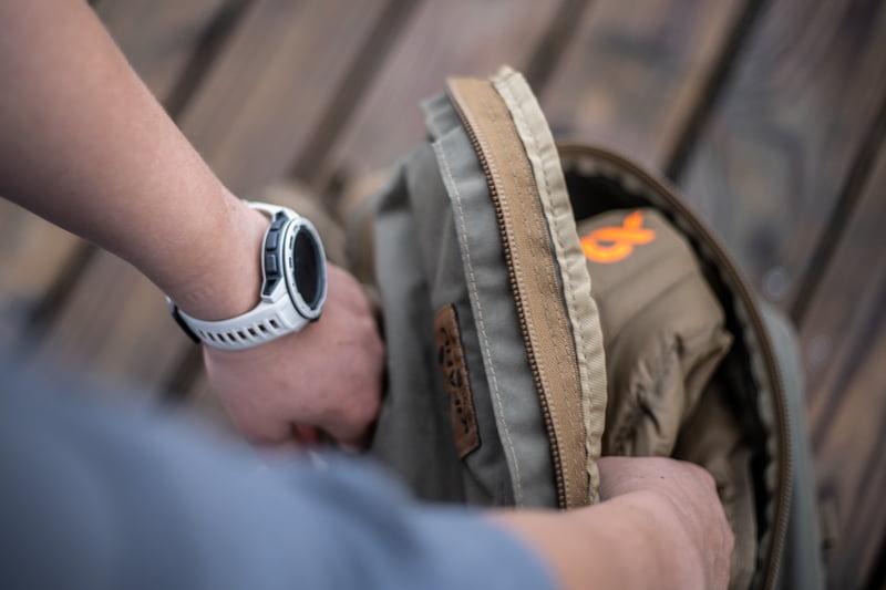 Garmin Instinct GPS Watch Review - Rokslide