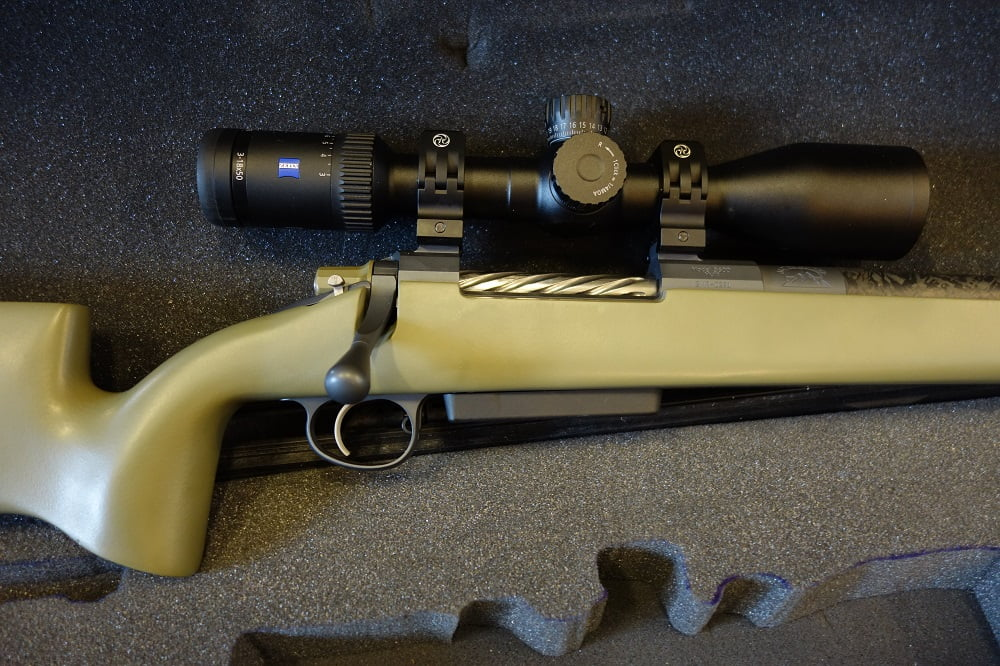 Snowy Mountain Rifles Alpine Hunter Review - Rokslide