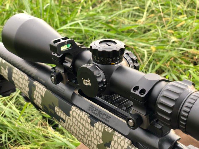 March Riflescope